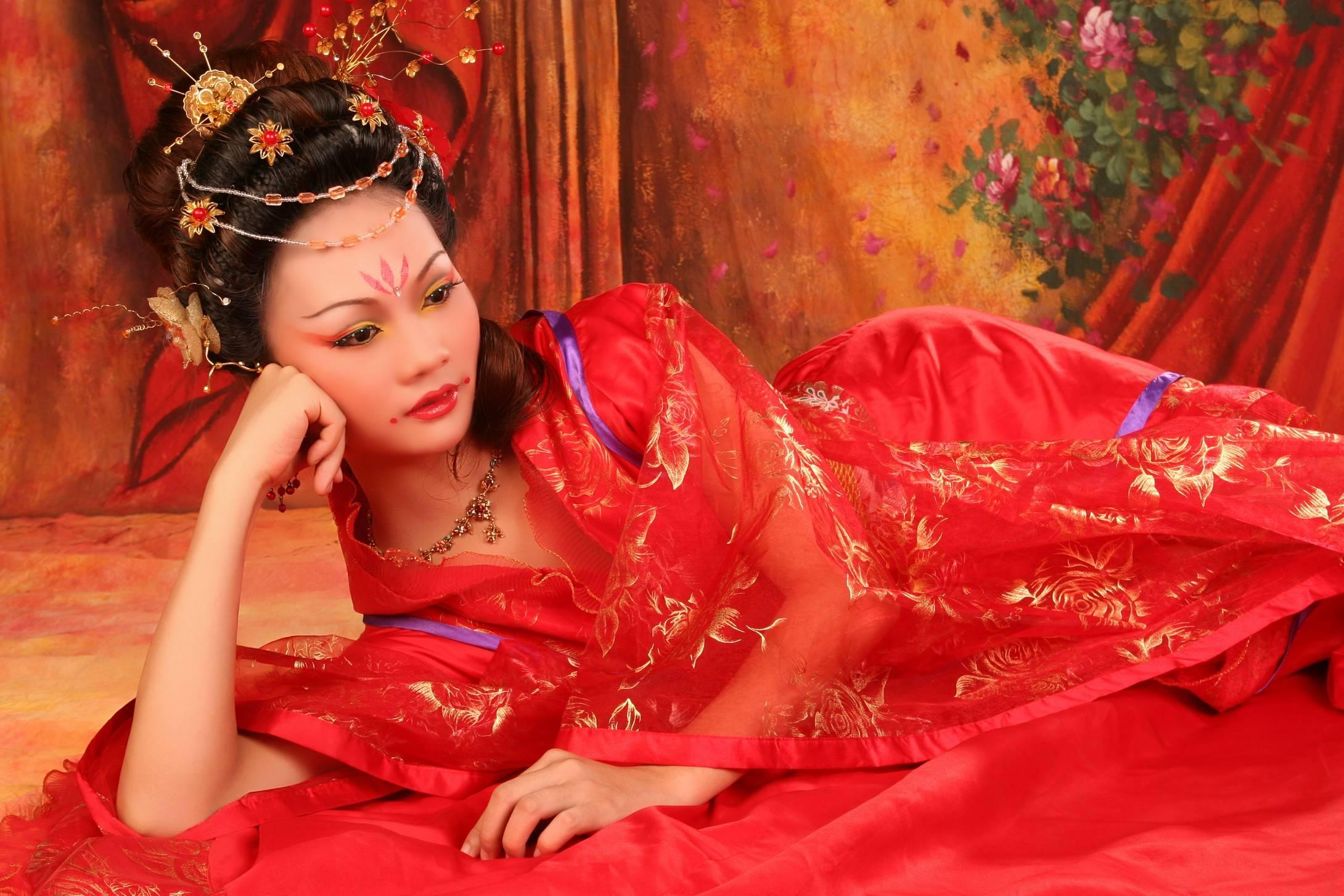 古装美女高清图片(294张)